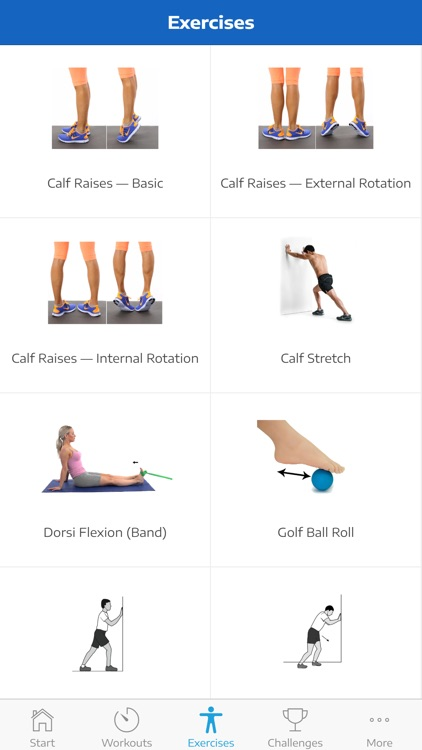 Ankle Exercises screenshot-4