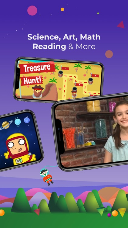 Curious World: Games for Kids