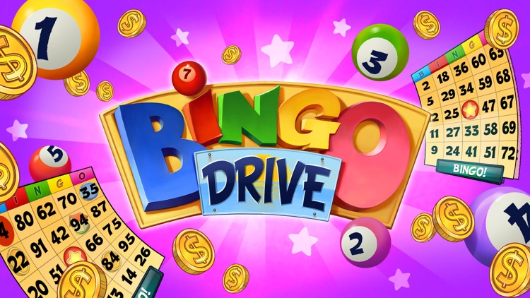 Bingo Drive: Play & Win Online screenshot-0