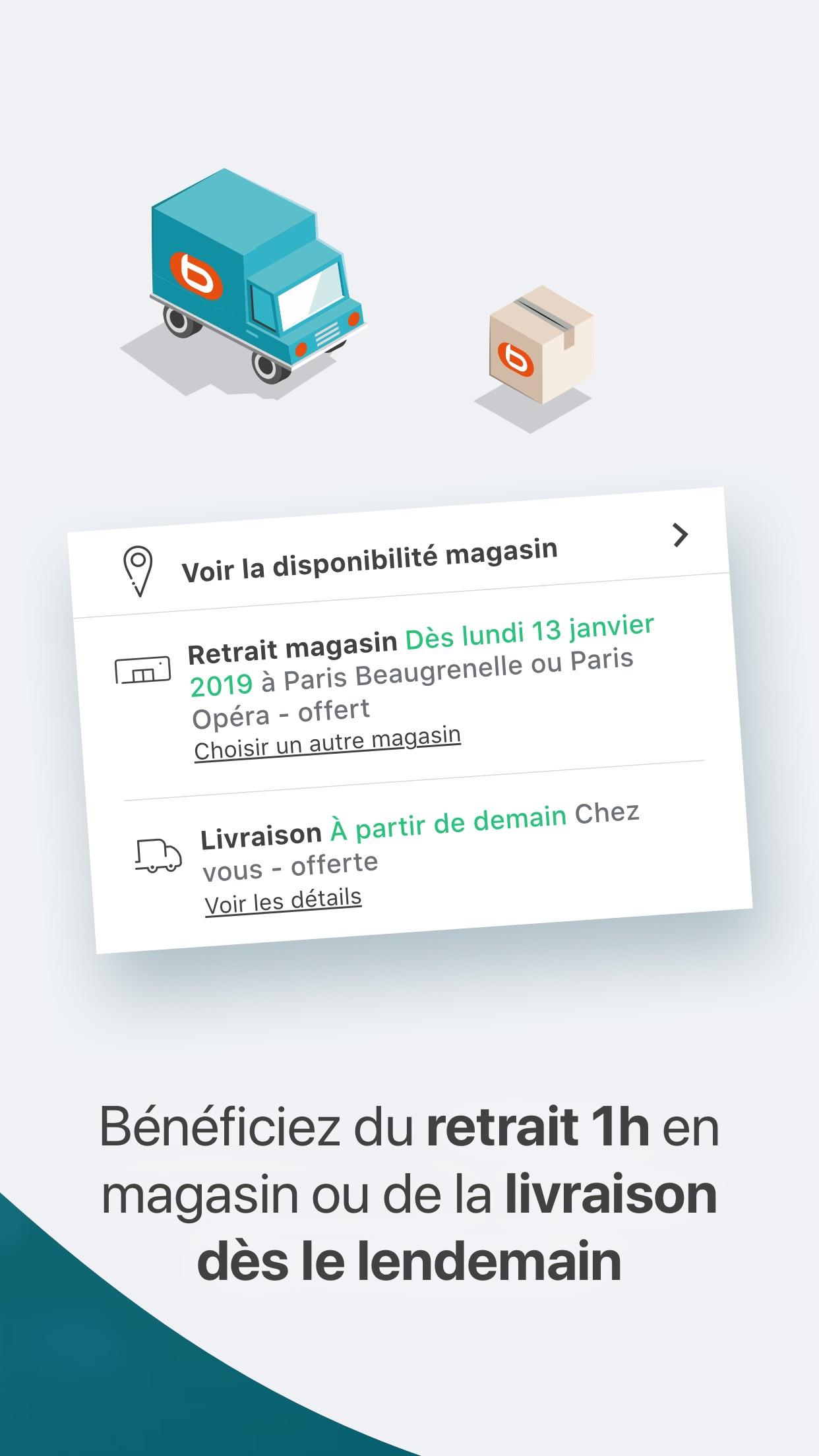 Boulanger Screenshot