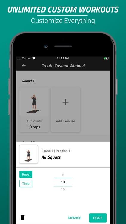 Spartan Home Workouts - Pro screenshot-3