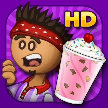 Papa's Freezeria HD Logo