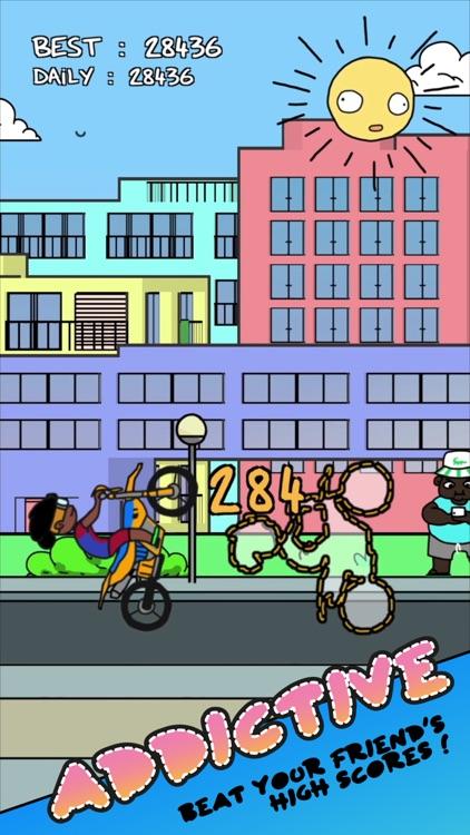 Summer Wheelie screenshot-0