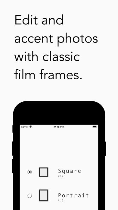 Film Strip Frame screenshot 1