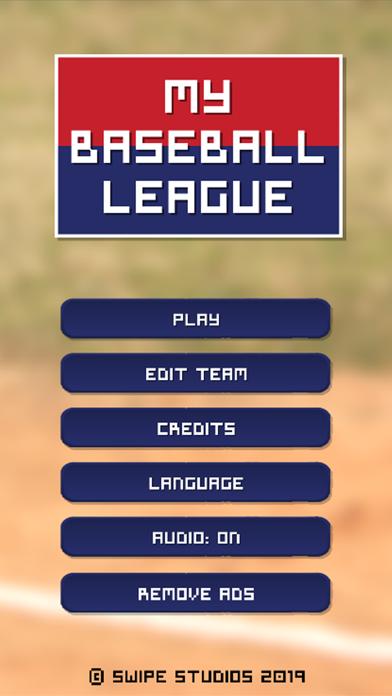 My Baseball League screenshot 5