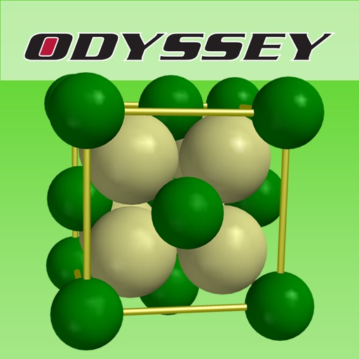ODYSSEY Ionic Solids by Wavefunction, Inc