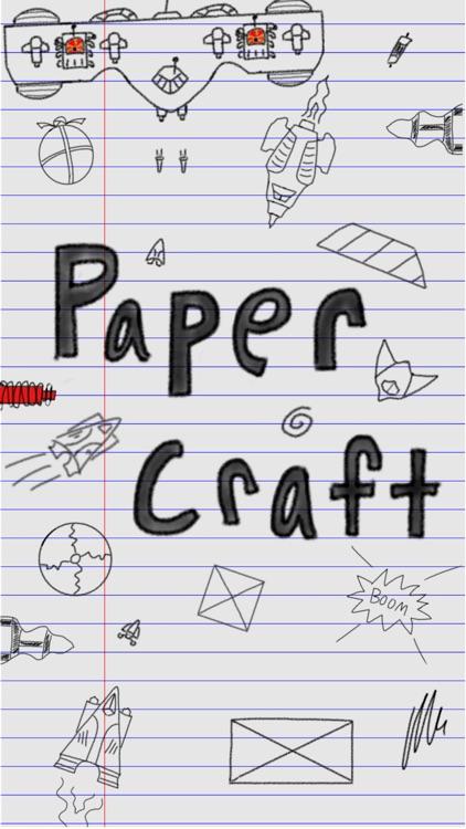 Paper Doodle Craft screenshot-0