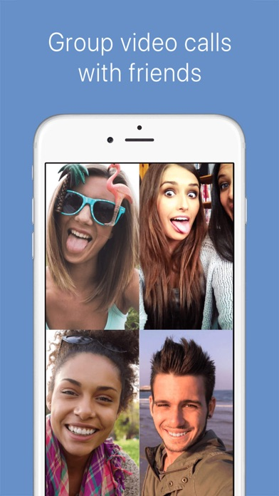 Screenshot for imo video calls and chat in India App Store