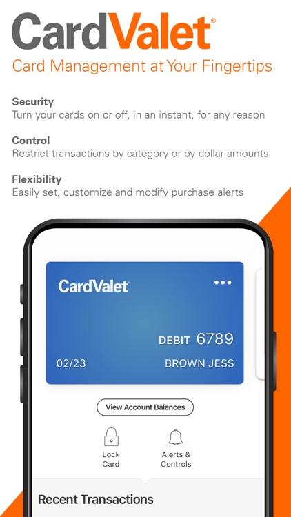 CardValet® screenshot-0