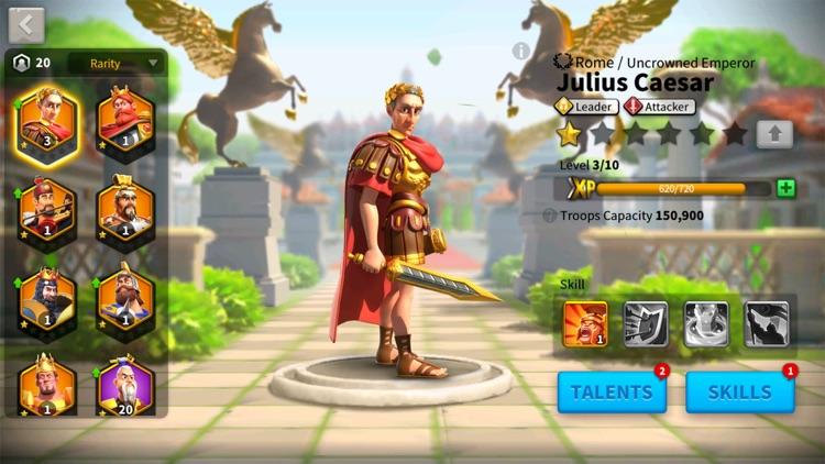 Rise of Kingdoms screenshot-5