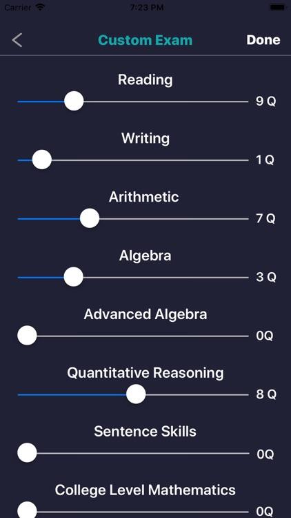 ACCUPLACER Test Prep 2020 screenshot-5