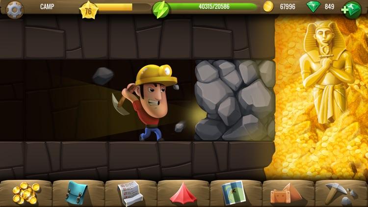 Diggy's Adventure: Maze Escape screenshot-5