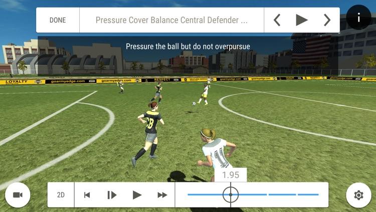 GoArmy Edge Soccer screenshot-0