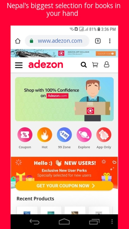 Adezon Shopping