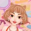 公主化妆游戏 - 女孩的时尚美发换装沙龙