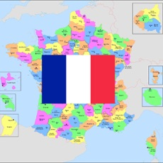 Régions et Départements de la France