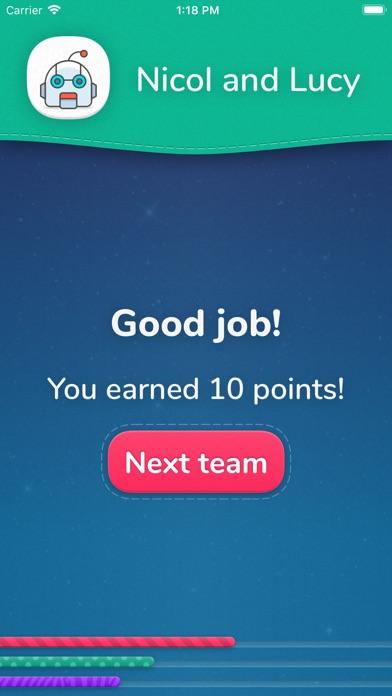 Screenshot of Partivity! App