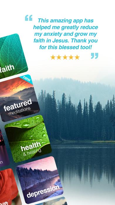 Christian Meditation & Prayer Screenshot