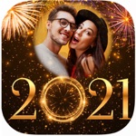 New Year Photo Frames - 2021