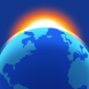 Living Earth - Clock & Weather-Radiantlabs, LLC