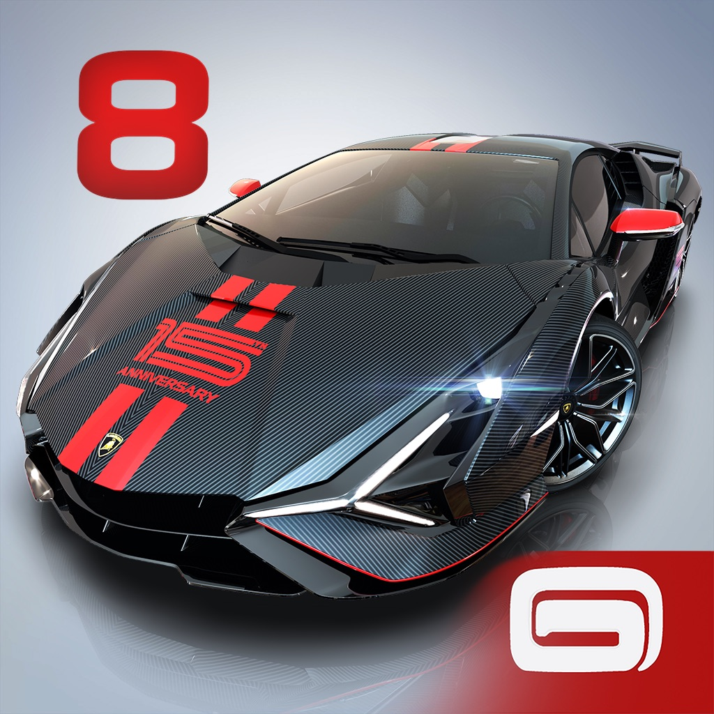 Asphalt 8 - Drift Racing Game hack