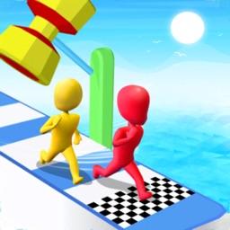 Fun Sea Race 3D - Run Games