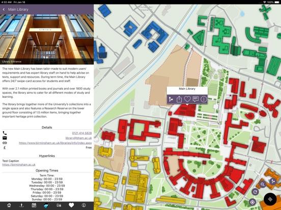 Uob Campus Map App Price Drops