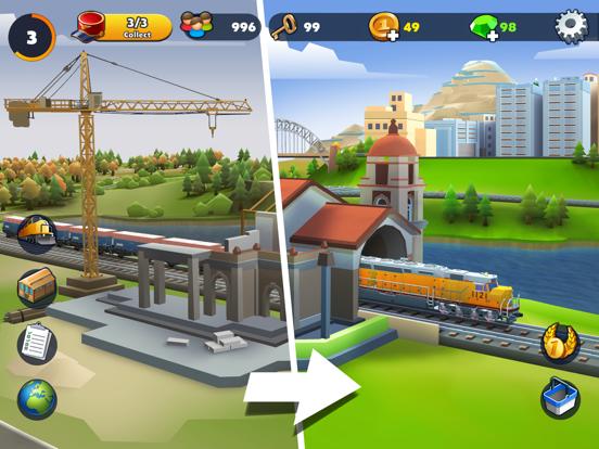 Train Station 2: Ж/д стратегия на iPad