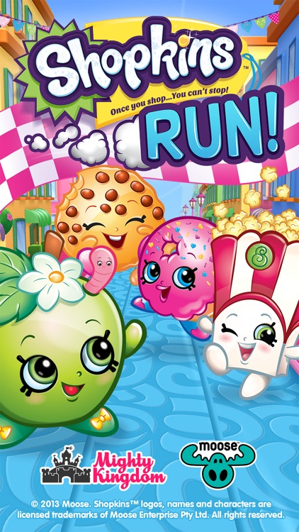 Shopkins Run! screenshot-0