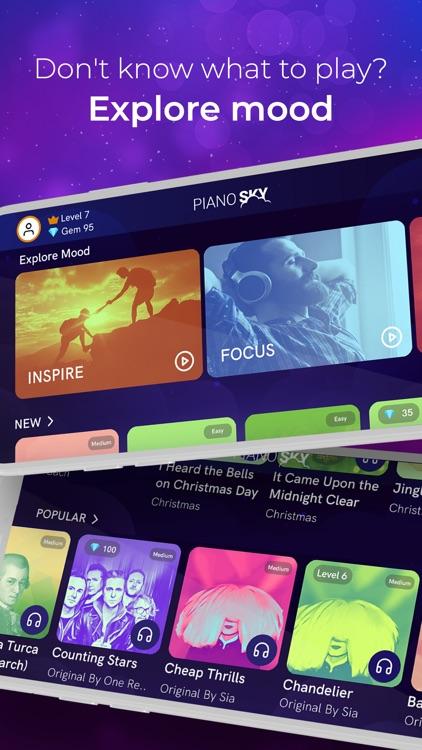 Piano Sky: Piano Magic Games screenshot-3