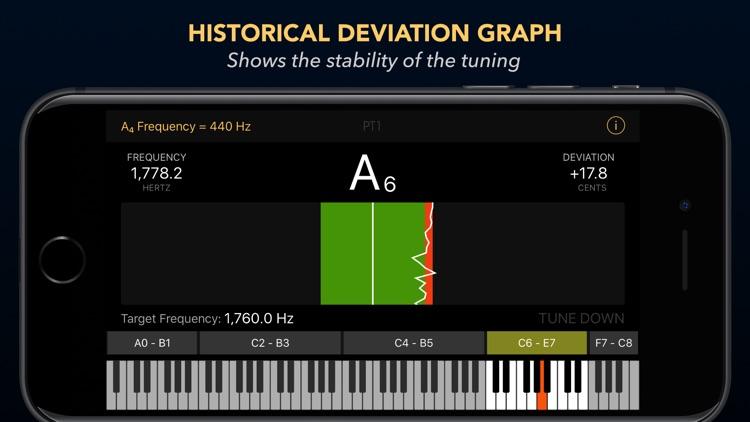 Piano Tuner PT1 screenshot-3