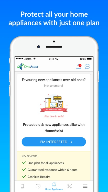 OneAssist for iPhone screenshot-7