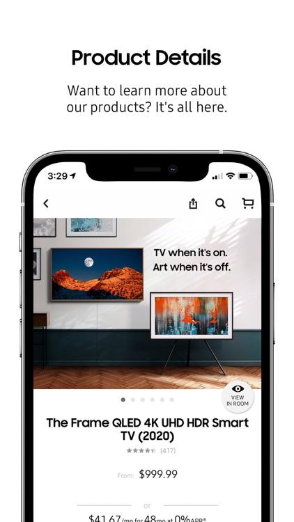 Shop Samsung screenshot-4