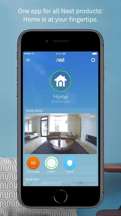 Nest screenshot-0