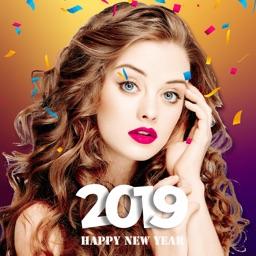 New Year GIF Creator