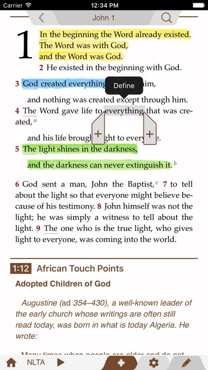 Africa Study Bible screenshot-4
