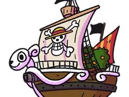 One Piece Straw Hat Stickers