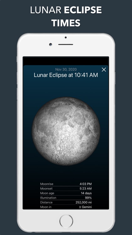 Lunar Phase Widget screenshot-3