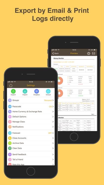 Money Monitor Pro screenshot-7