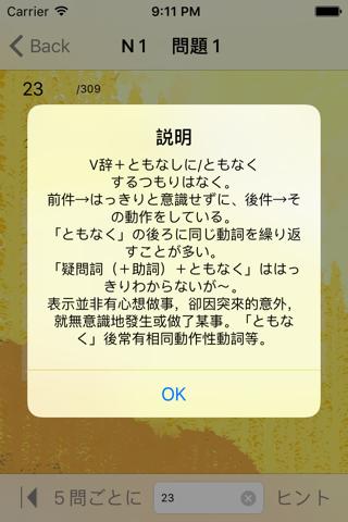 N1 文法問題集 - náhled