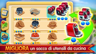 Screenshot of Cooking City - Gioco Cucina7