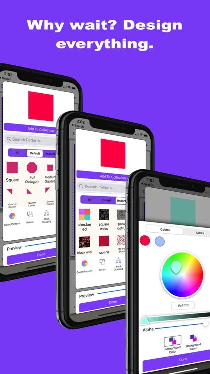 Quiltler 2 - Quilting App screenshot-8