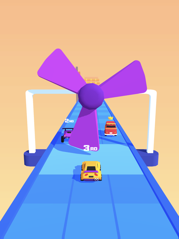 Crazy Race - Smash Cars! screenshot 9