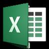 Microsoft Corporation - Microsoft Excel kunstwerk