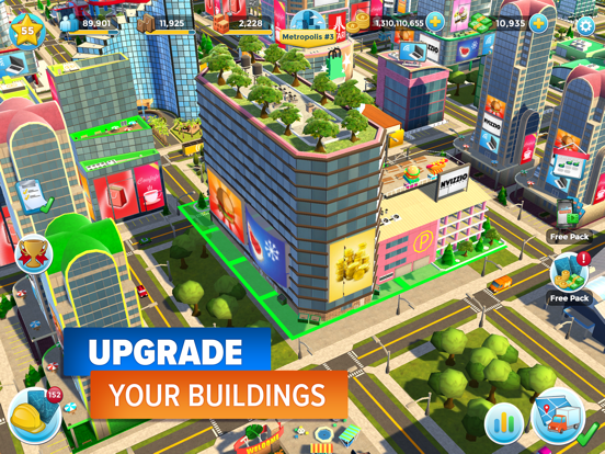 Citytopia® Build Your Own Cityのおすすめ画像4