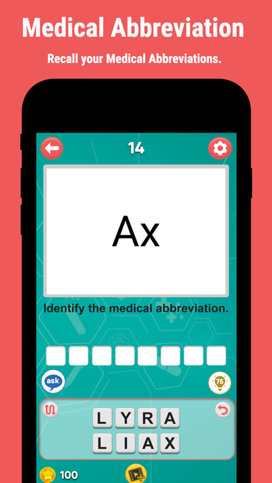 Medical FindingsScreenshot of 6