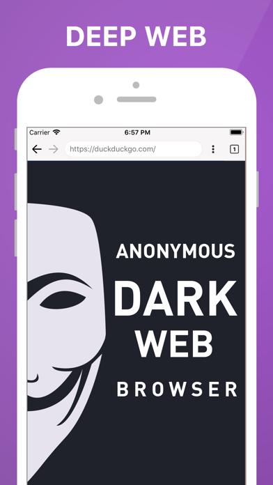 OrNET - Private Onion Browser Screenshot