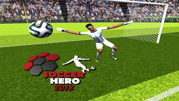 Soccer Hero 2018
