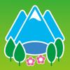 INFCAM CORPORATION - 登山届のコンパス 山と自然ネットワーク アートワーク
