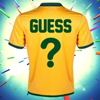 Codes for Brasil 2014 Guess The Jersey Hack